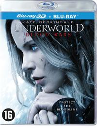 Underworld - Blood Wars (3D En 2D Blu-Ray + DVD)-3D Blu-Ray