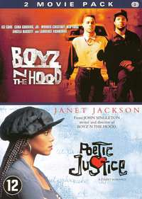Boyz N The Hood / Poetic Justice-DVD