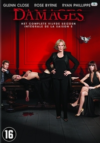 Damages - Seizoen 5-DVD