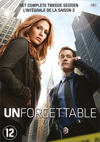 Unforgettable - Seizoen 2-DVD