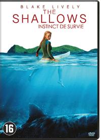 The Shallows-DVD