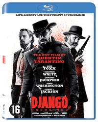 Django Unchained-Blu-Ray