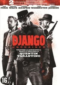Django Unchained-DVD