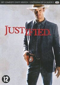 Justified - Seizoen 1-DVD