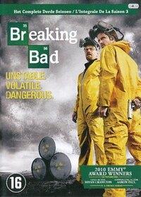 Breaking Bad - Seizoen 3-DVD