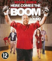 Here Comes The Boom-Blu-Ray