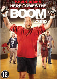 Here Comes The Boom-DVD