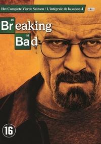 Breaking Bad - Seizoen 4-DVD