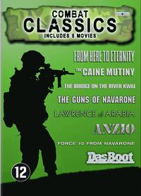 Combat Classics (8 DVD)-DVD