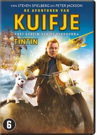 De Avonturen Van Kuifje - Het Geheim Van De Eenhoorn-DVD
