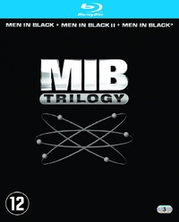 Men In Black Trilogy-Blu-Ray