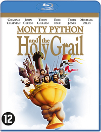 Monty Python And The Holy Grail-Blu-Ray