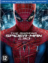 The Amazing Spider-Man (3D En 2D Blu-Ray)-3D Blu-Ray