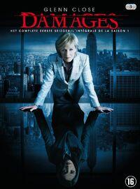 Damages - Seizoen 1-DVD