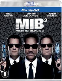 Men In Black 3 (3D En 2D Blu-Ray)-3D Blu-Ray