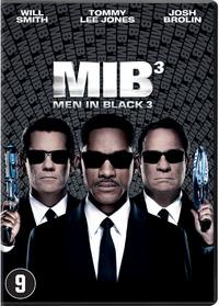 Men In Black 3-DVD