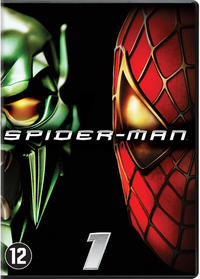 Spider-Man (2002)-DVD