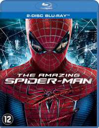 The Amazing Spider-Man (2 Disc)-Blu-Ray