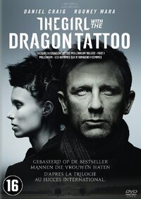 The Girl With The Dragon Tattoo-DVD