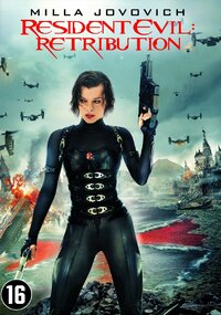 Resident Evil - Retribution-DVD
