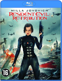 Resident Evil - Retribution-Blu-Ray
