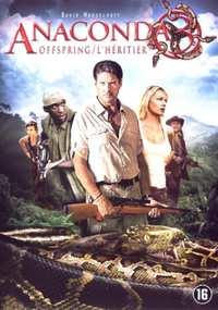 Anaconda 3 - Offspring-DVD