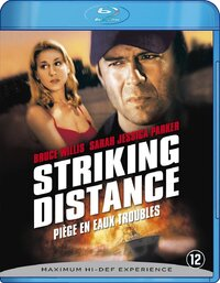 Striking Distance-Blu-Ray