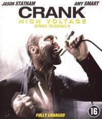 Crank 2 - High Voltage-Blu-Ray