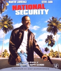 National Security-Blu-Ray