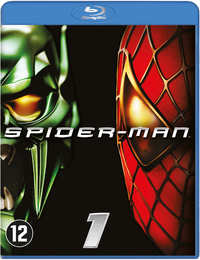 Spider-Man (2002)-Blu-Ray
