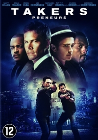 Takers-DVD