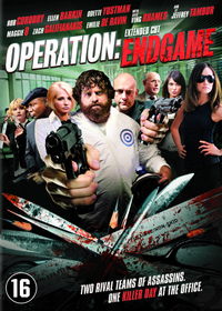 Operation: Endgame-DVD