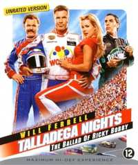 Talladega Nights-Ballad Of Ricky Bobby-Blu-Ray