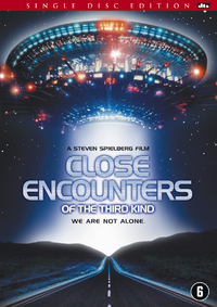 Close Encounters Of The Third Kind-DVD