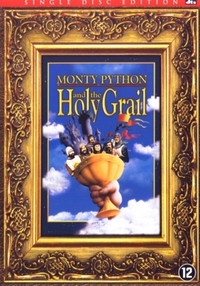Monty Python - And The Holy Grail-DVD