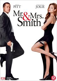 Mr. & Mrs. Smith-DVD