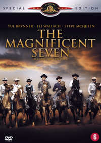 The Magnificent Seven (1960)-DVD