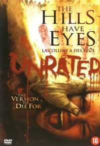 Hills Have Eyes-DVD