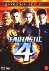 Fantastic 4 (2005)-DVD