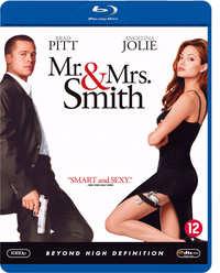 Mr. & Mrs. Smith-Blu-Ray