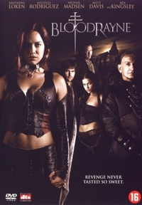 Bloodrayne-DVD