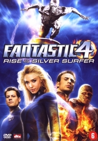 Fantastic 4 - Rise Of The Silver Surfer-DVD