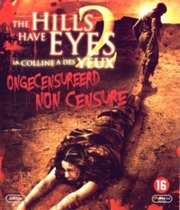 Hills Have Eyes 2-Blu-Ray