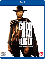 The Good, The Bad And The Ugly-Blu-Ray