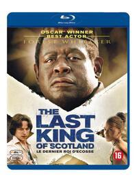 The Last King Of Scotland Blu-Ray /-Blu-Ray