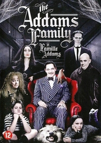 Addams Family-DVD