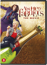 Absolutely Fabulous - The Movie-DVD