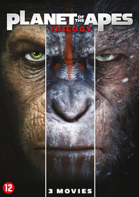 Planet Of The Apes - Trilogy-DVD