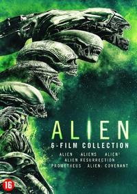 Alien 1-6-DVD