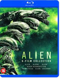Alien 1-6-Blu-Ray